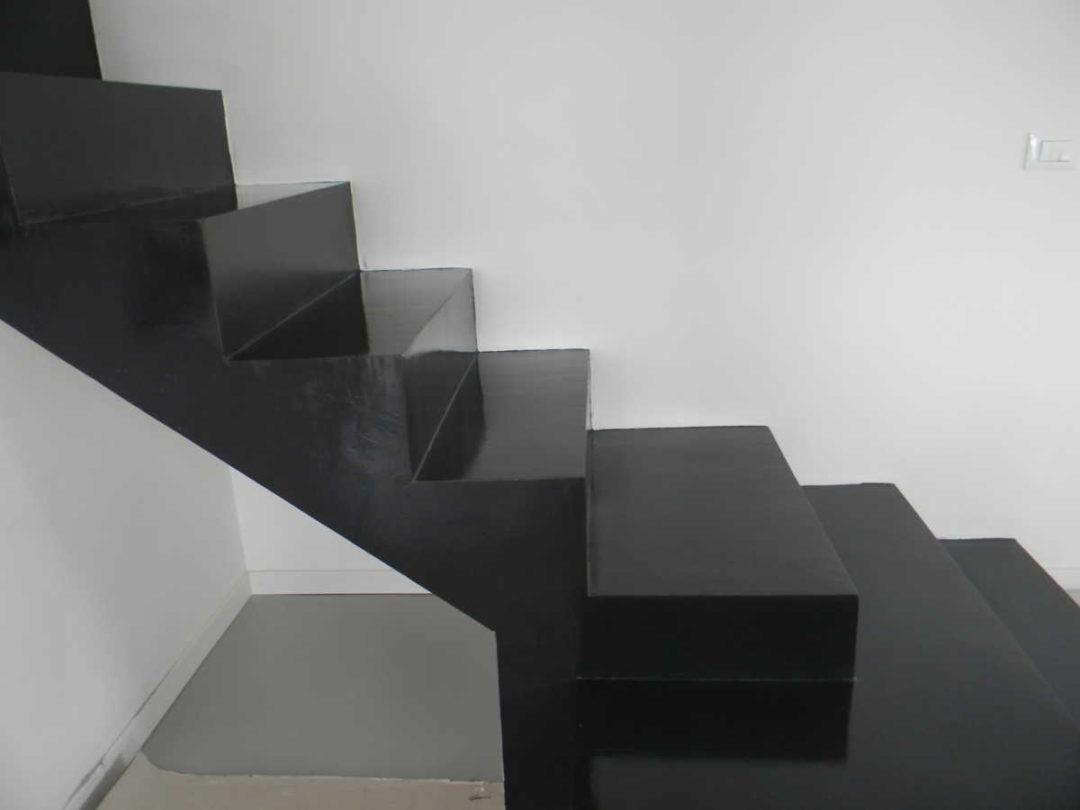 scale in resina